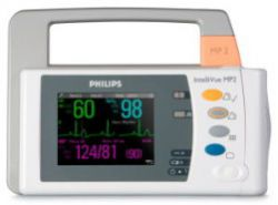 Philips Patientenmonitor IntelliVue MP2
